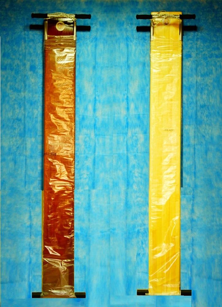 Два цвета профилактора Евминова, 1) светлый 2) темный